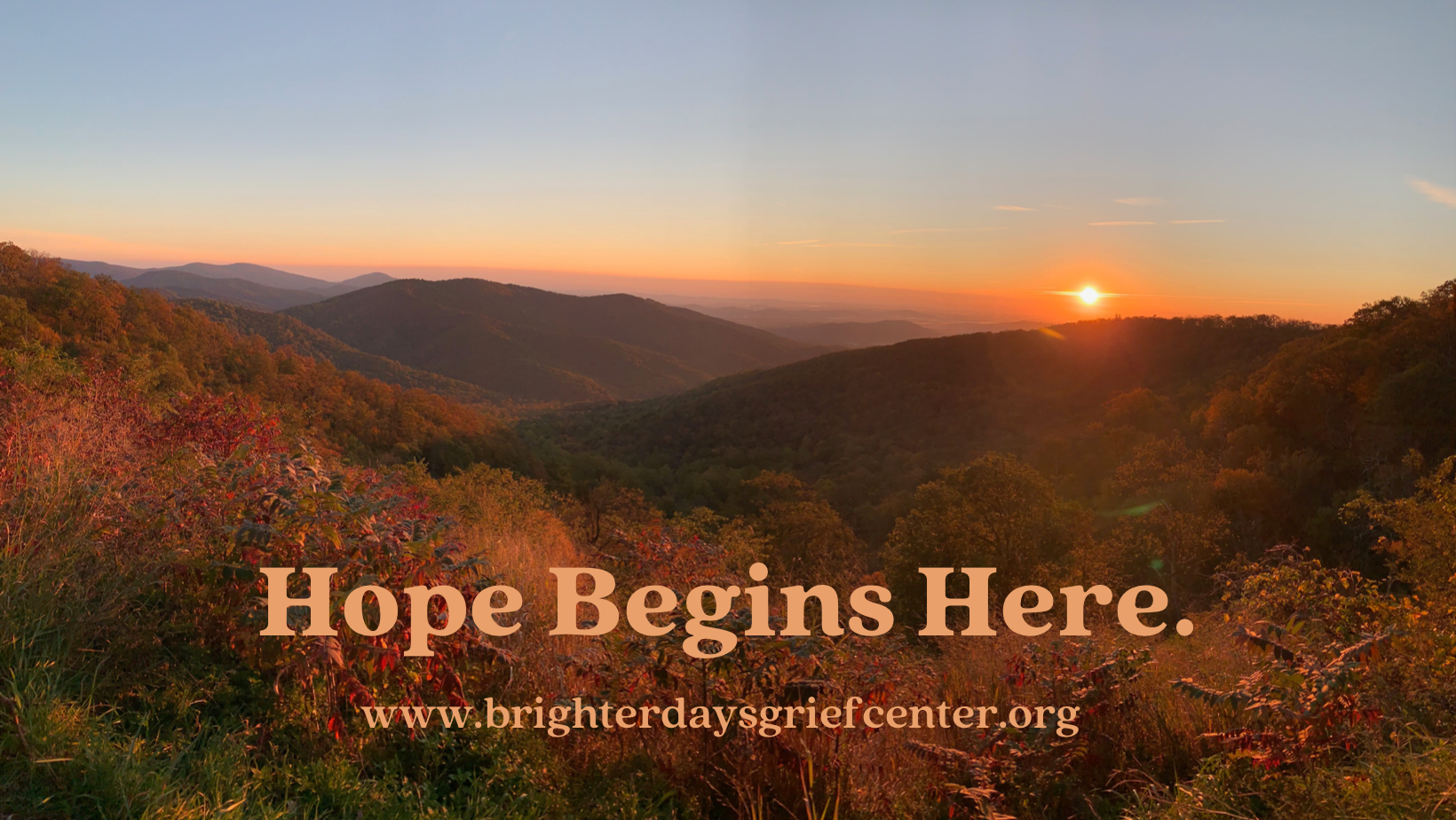 Brighter Days Family Grief Center